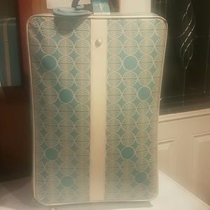 Pan Am airlines vintage style 25-inch suitcase